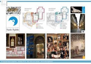 Workshop del Master in Beni Culturali - complesso di Santo Spirito