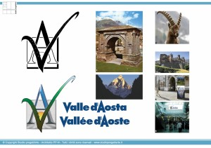 """Concorso """"Logo Valle d'Aosta"""" 2004"""