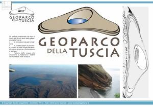 """Concorso """"Logo Geoparco Tuscia"""" 2010"""