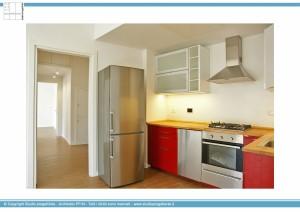Appartamento A - Cucina