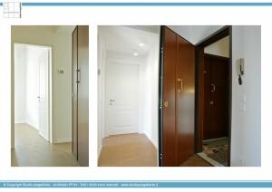 Appartamento A - Ingresso e disimpegno